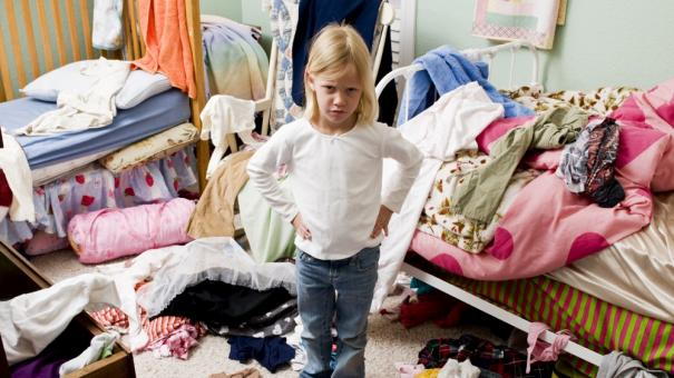 How To Get Your Child To Clean Her Room In 15 Minutes Or Less