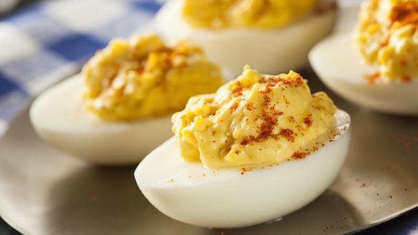 30 Hard Boiled Egg Recipes | Parenting Squad