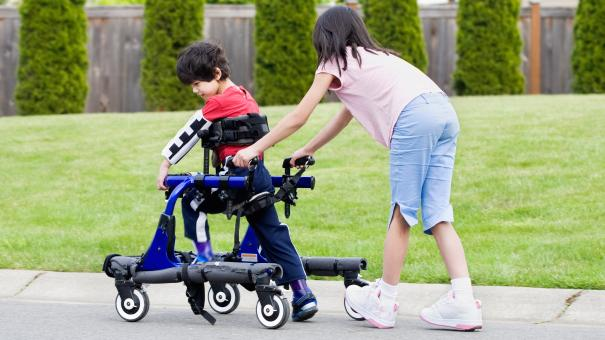 How to include children with disabilities in your family