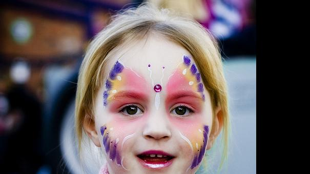 Safe And Easy Homemade Face Paint For Kids Parenting Squad
