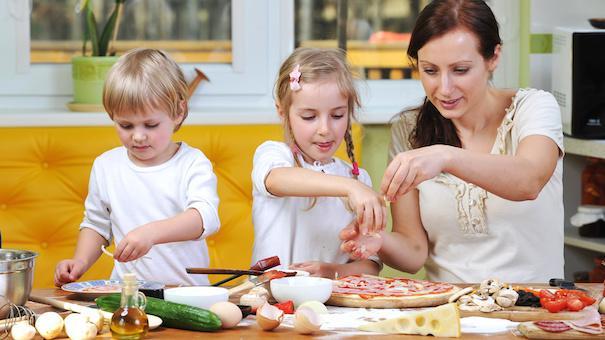 Dinners Your Kindergarten Cook Can Help Prepare ...