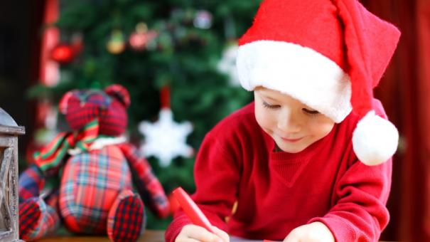 5 reasons to help your kids write their letters to santa