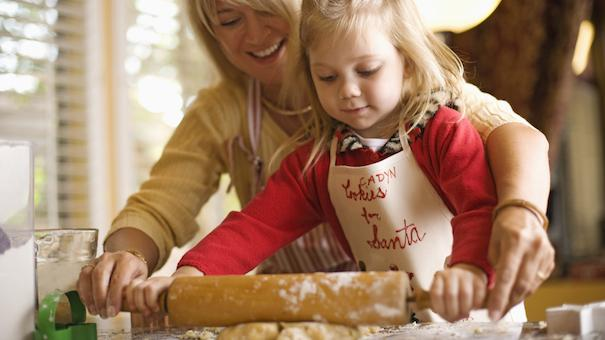 Top Tips for Baking Christmas Cookies with Kids | Parenting Squad