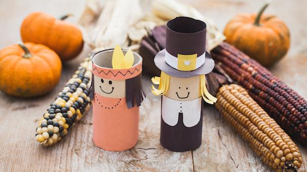 Thanksgiving decorations to make with kids parenting squad